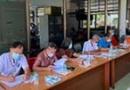 ประชุมคณะกรรมการสถานศึกษาขั้นพื้นฐาน ปีการศึกษา 2564